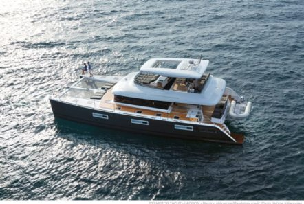 galux one catamaran profile (2) min -  Valef Yachts Chartering - 0480