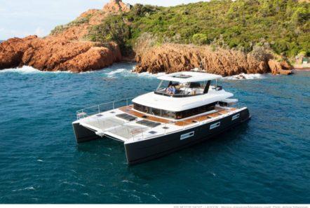 galux one catamaran profile (4) min -  Valef Yachts Chartering - 0478