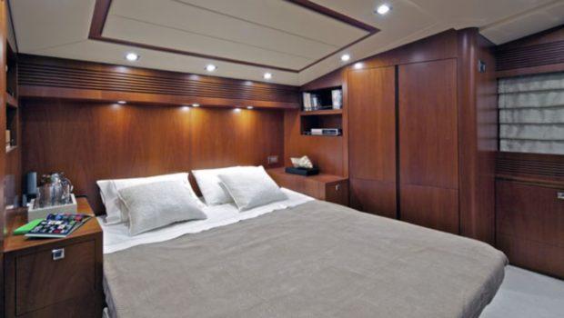 marnaya motor yacht bed (2) min -  Valef Yachts Chartering - 0529