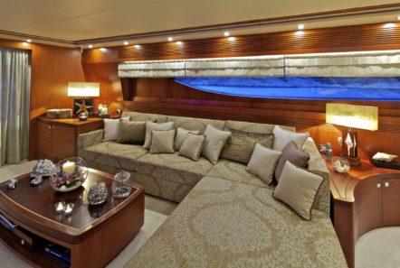 marnaya motor yacht canape min -  Valef Yachts Chartering - 0527