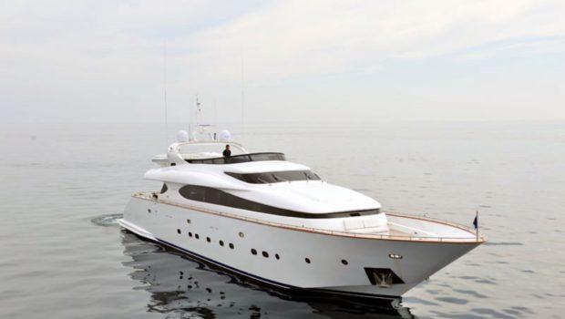 marnaya motor yacht ext (6) min -  Valef Yachts Chartering - 0517