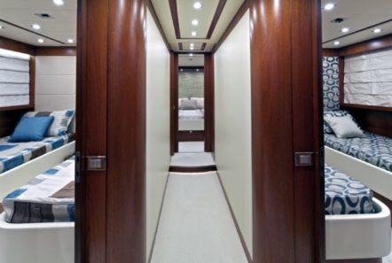 marnaya motor yacht hall twins min -  Valef Yachts Chartering - 0511