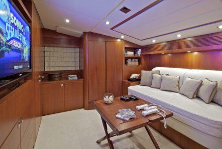 marnaya motor yacht lounge min -  Valef Yachts Chartering - 0510