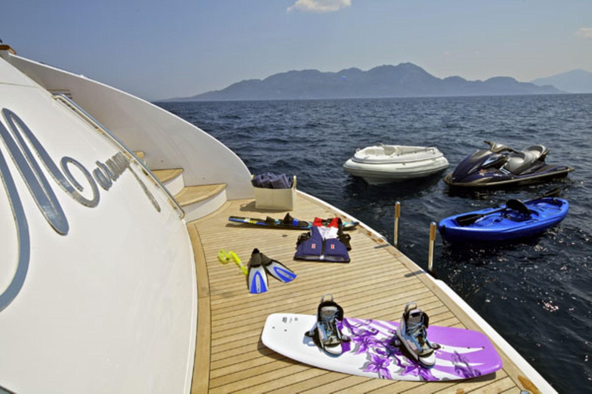 marnaya motor yacht toys min -  Valef Yachts Chartering - 0500