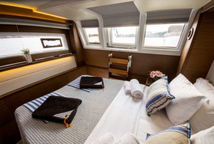 valium catamaran cabins (1) min -  Valef Yachts Chartering - 0531