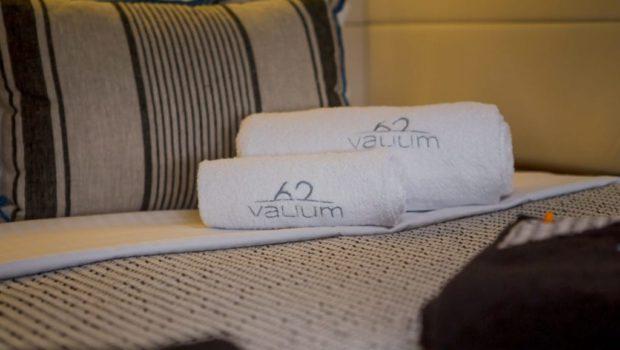 valium catamaran cabins (2) min -  Valef Yachts Chartering - 0562