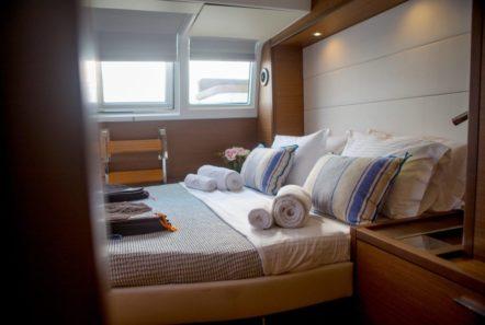 valium catamaran cabins (3) min -  Valef Yachts Chartering - 0561