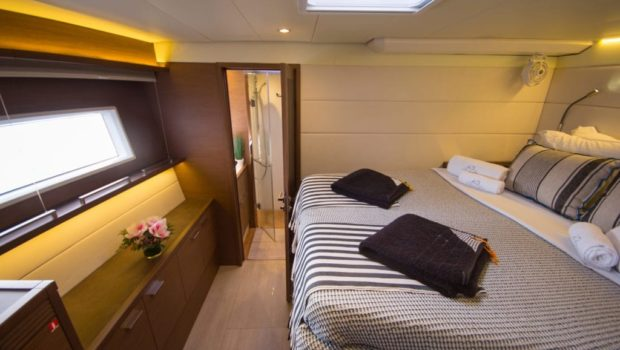 valium catamaran cabins (4) min -  Valef Yachts Chartering - 0560