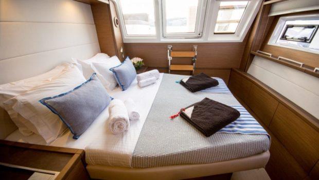 valium catamaran cabins (5) min -  Valef Yachts Chartering - 0559