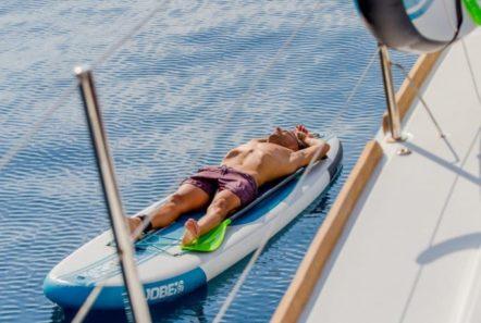 valium catamaran deck toys (5) min -  Valef Yachts Chartering - 0553