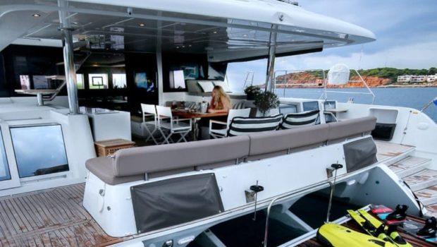 valium catamaran deck toys (6) min -  Valef Yachts Chartering - 0552
