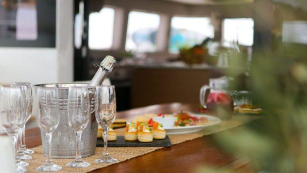 valium catamaran detail (2) min -  Valef Yachts Chartering - 0549