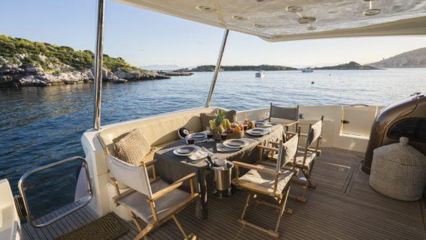 medusa motor yacht aft deck min -  Valef Yachts Chartering - 0418