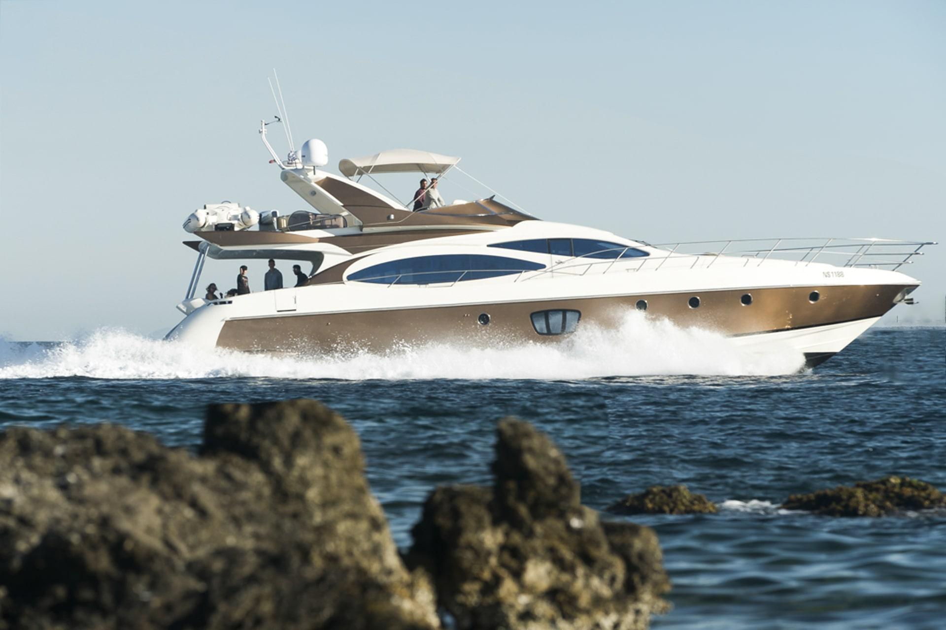 medusa motor yacht cruising min -  Valef Yachts Chartering - 0414
