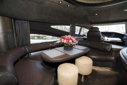 medusa motor yacht fore table min -  Valef Yachts Chartering - 0412