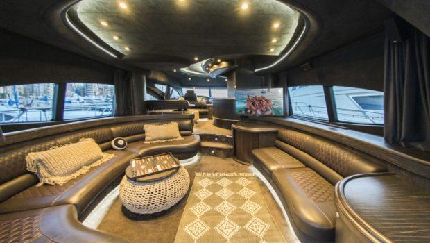 medusa motor yacht salon min -  Valef Yachts Chartering - 0407