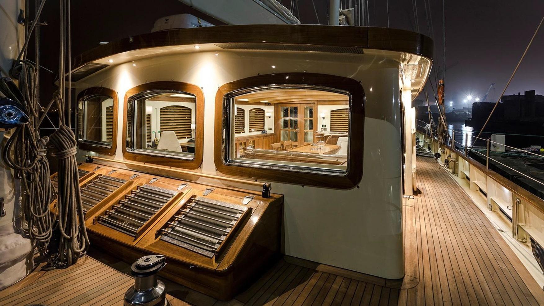 conrad malcolm miller sailing yacht eve min -  Valef Yachts Chartering - 0326