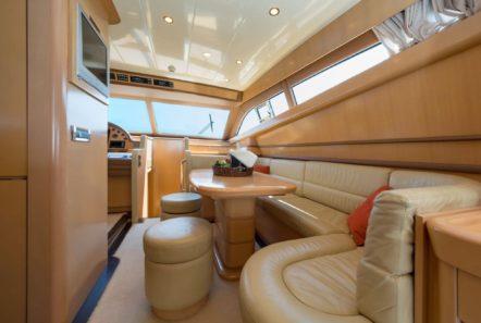 lettouli iii motor yacht dining min -  Valef Yachts Chartering - 0384