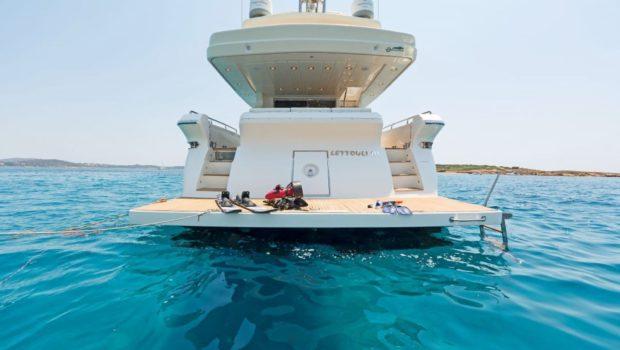 lettouli iii motor yacht exteriors (12) min -  Valef Yachts Chartering - 0374