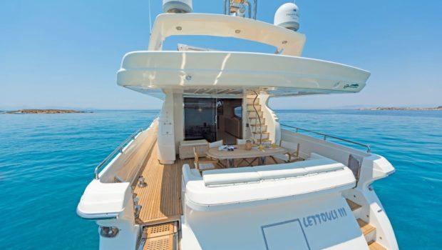 lettouli iii motor yacht exteriors (8) min -  Valef Yachts Chartering - 0376