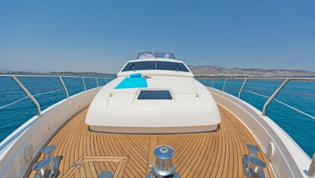lettouli iii motor yacht fore min -  Valef Yachts Chartering - 0367