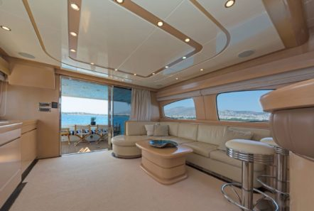 lettouli iii motor yacht salon (6) min -  Valef Yachts Chartering - 0355