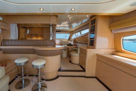 lettouli iii motor yacht salon (7) min -  Valef Yachts Chartering - 0354