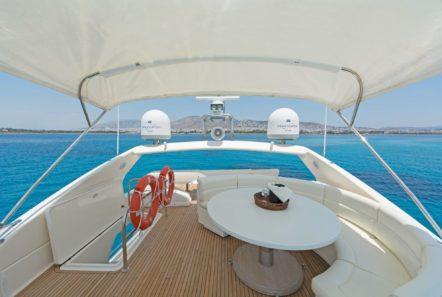 lettouli iii motor yacht sundeck (2) min -  Valef Yachts Chartering - 0350