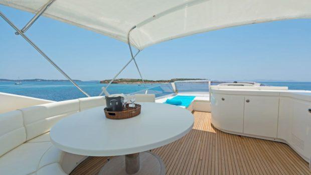 lettouli iii motor yacht sundeck (3) min -  Valef Yachts Chartering - 0402