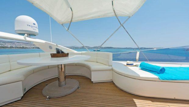 lettouli iii motor yacht sundeck (5) min -  Valef Yachts Chartering - 0400