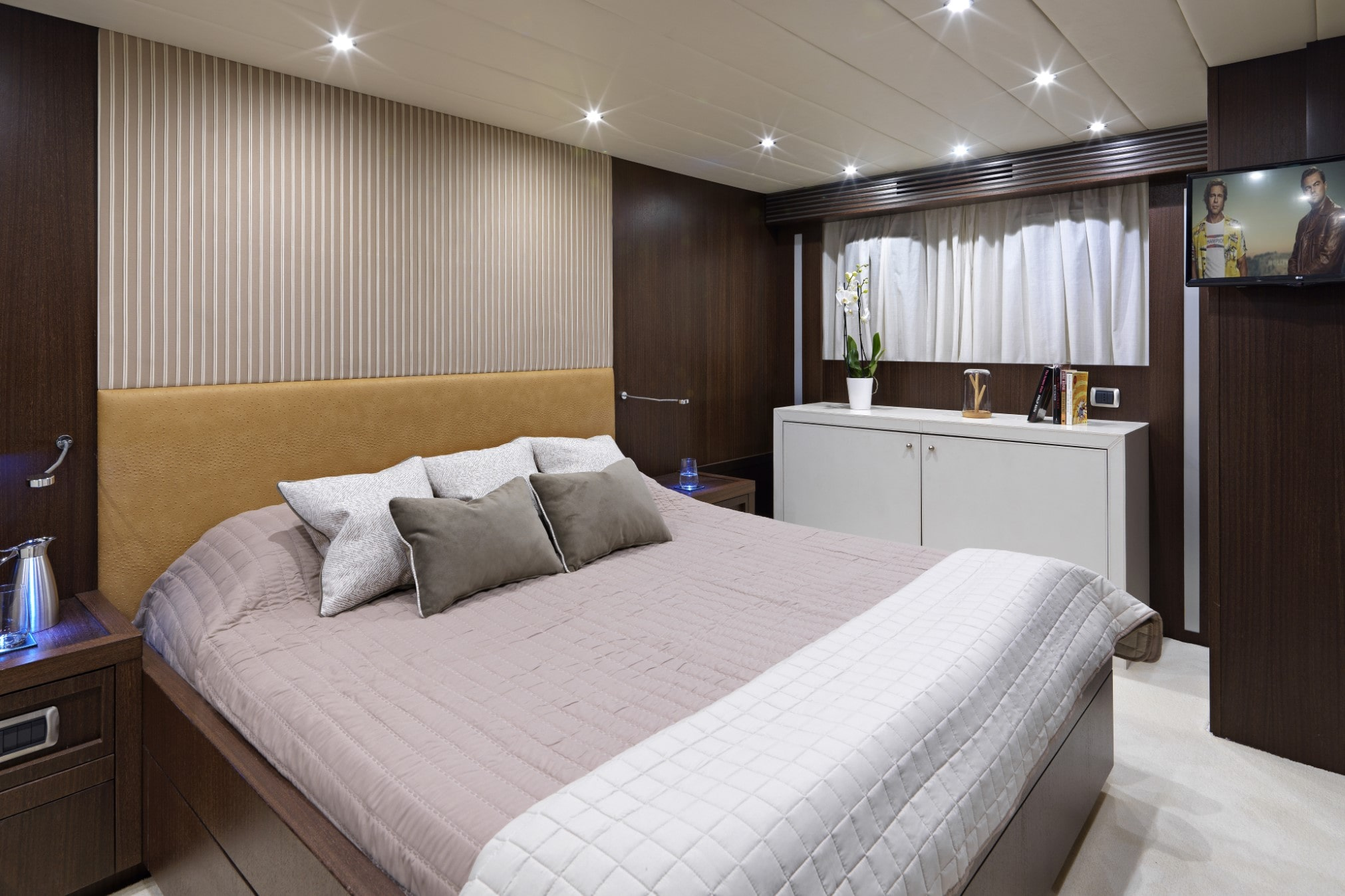 ruby motor yacht double (2) min -  Valef Yachts Chartering - 0344