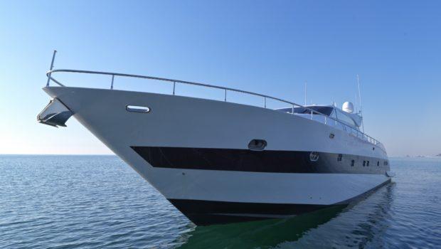 ruby motor yacht exteriors (2) min -  Valef Yachts Chartering - 0341