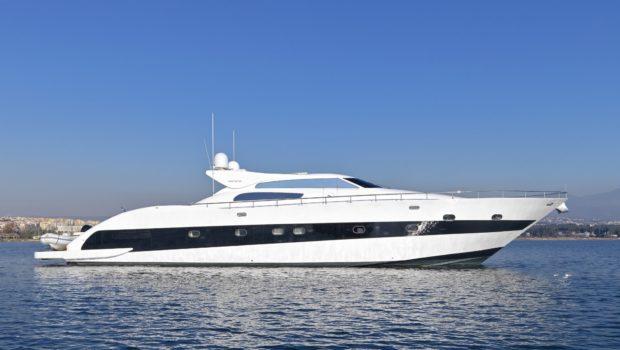 ruby motor yacht exteriors (5) min -  Valef Yachts Chartering - 0338