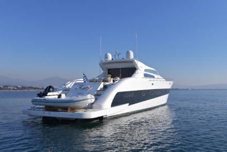 ruby motor yacht exteriors (7) min -  Valef Yachts Chartering - 0336