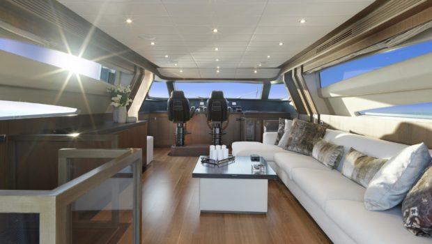 ruby motor yacht salon(2) min -  Valef Yachts Chartering - 0330