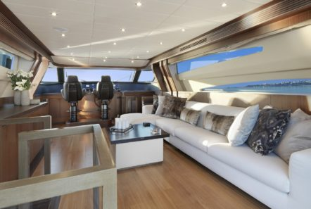 ruby motor yacht salon(3) min -  Valef Yachts Chartering - 0333