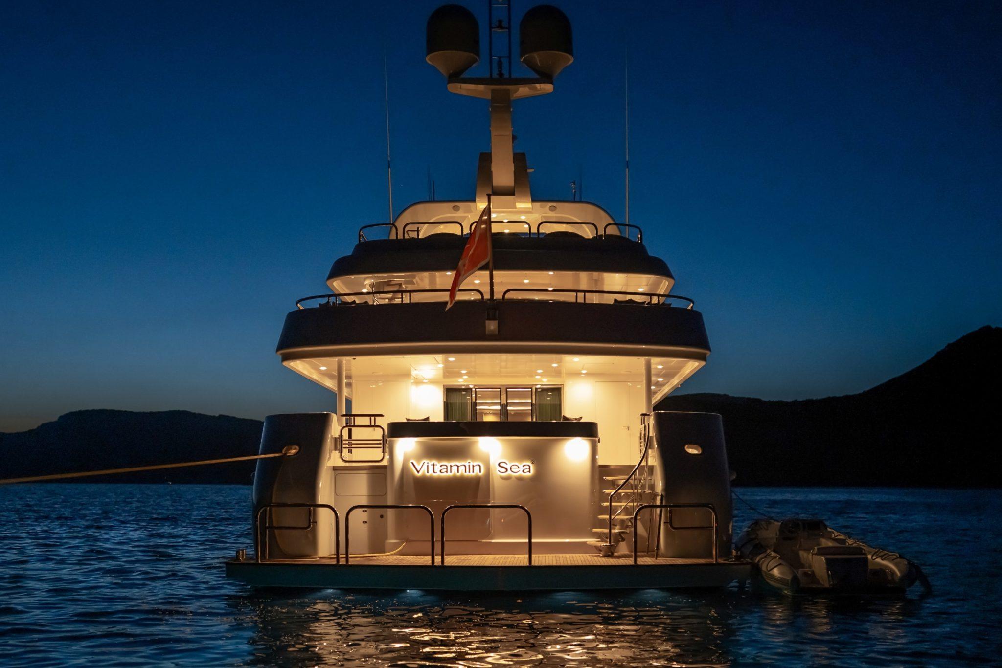 jaz motor yacht at bay (1) min -  Valef Yachts Chartering - 0161