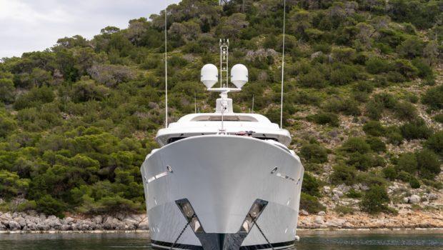 jaz motor yacht at bay (4) min -  Valef Yachts Chartering - 0158