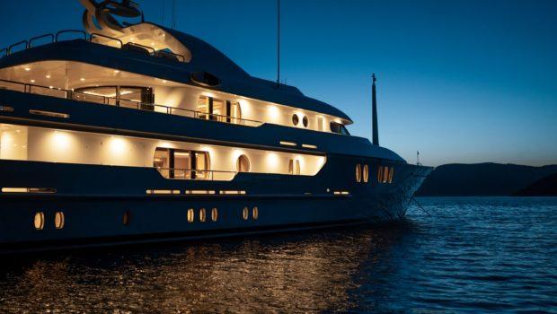 jaz motor yacht at bay (5) min -  Valef Yachts Chartering - 0157