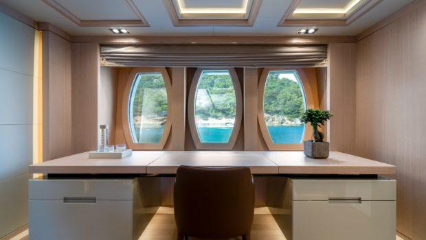 jaz motor yacht lounge (1) min -  Valef Yachts Chartering - 0156