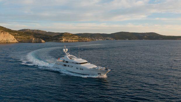 jazz motor yacht exteriors (13) min -  Valef Yachts Chartering - 0120
