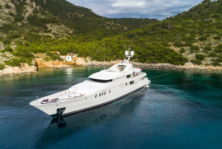 jazz motor yacht exteriors (16) min -  Valef Yachts Chartering - 0117