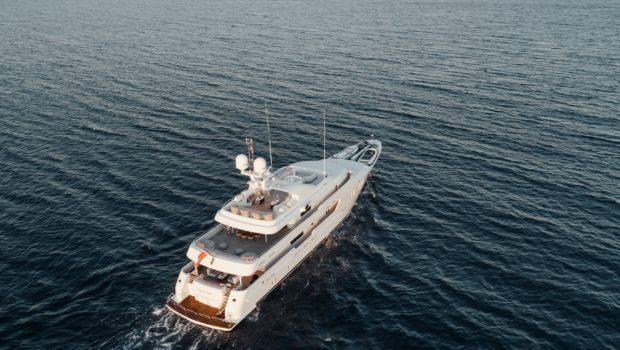 jazz motor yacht exteriors (22) min -  Valef Yachts Chartering - 0112