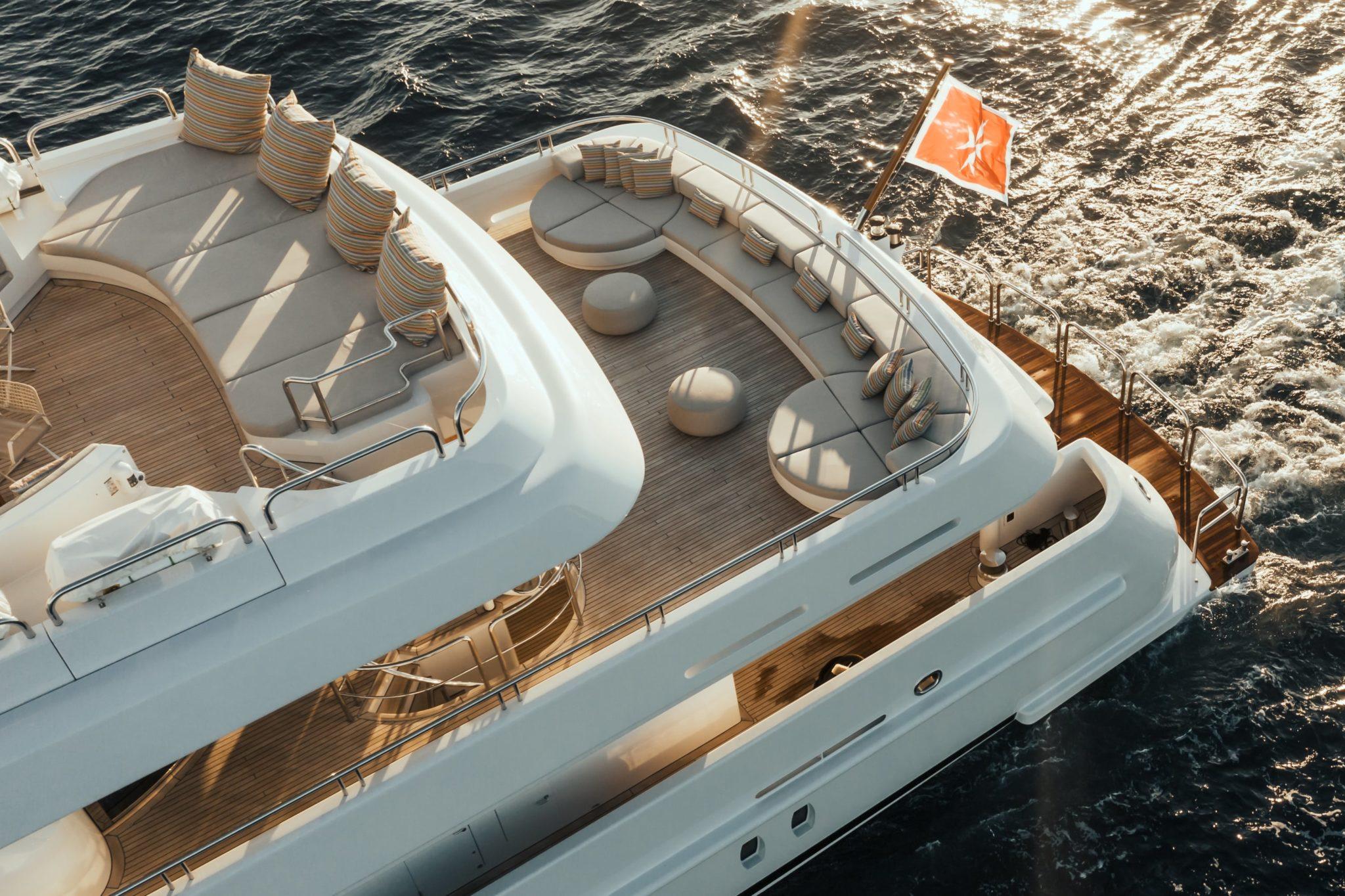 jazz motor yacht exteriors (23) min -  Valef Yachts Chartering - 0111