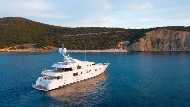 jazz motor yacht exteriors (5) min -  Valef Yachts Chartering - 0128