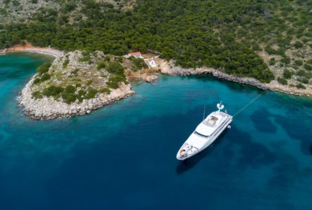 jazz motor yacht exteriors (8) min -  Valef Yachts Chartering - 0125