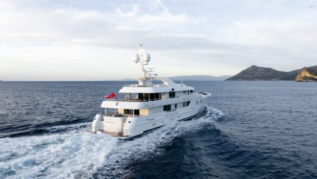 jazz motor yacht exteriors (9) min -  Valef Yachts Chartering - 0124