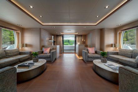 jazz motor yacht salon (3) min -  Valef Yachts Chartering - 0104