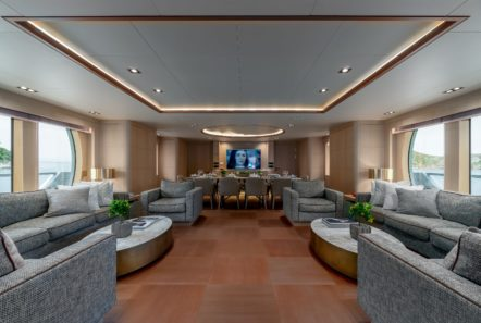 jazz motor yacht salon (4) min -  Valef Yachts Chartering - 0103