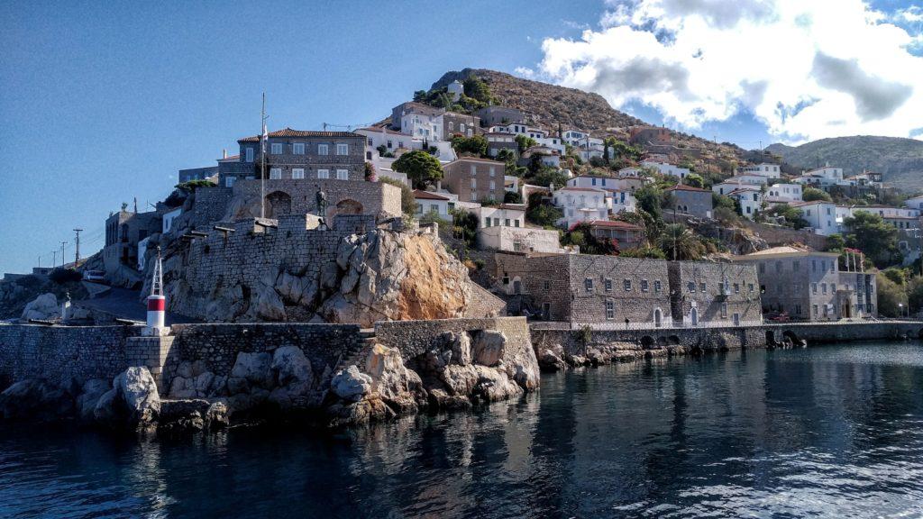 kathy lefakinis travel guide Hydra min -  Valef Yachts Chartering - 0227